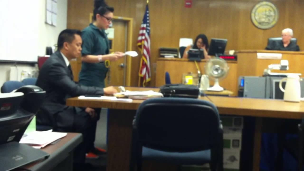 Vazquez Sentencing Statement