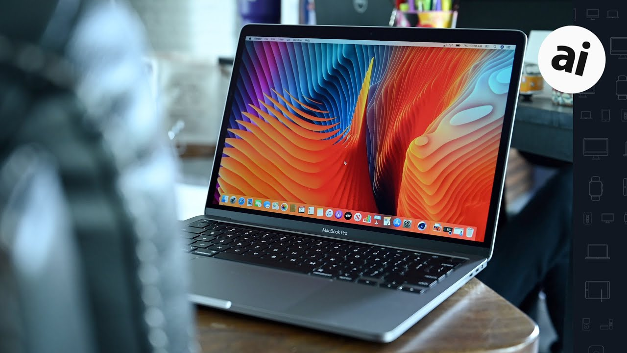 Review: The 13-inch MacBook Pro with a 10th generation processor is the one to buy