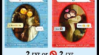 OMG Shakespeare - Srsly Hamlet and Yolo Juliet