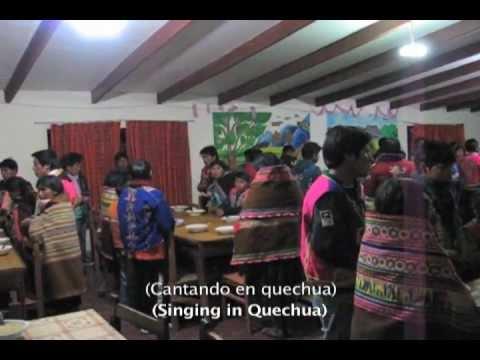 El Tiempo Está Loco (The Weather Has Gone Crazy) - SIT Bolivia Spring 2012