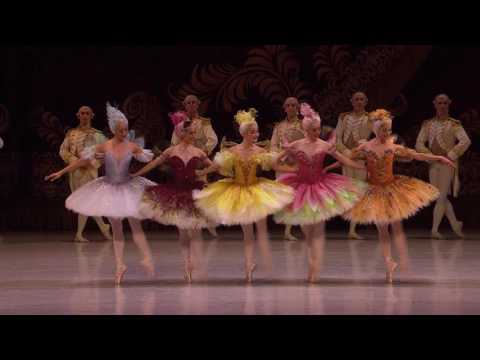 The Australian Ballet's The Sleeping Beauty sparkles