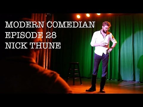 Nick Thune - Special | Modern Comedian - Episode 28 - YouTube