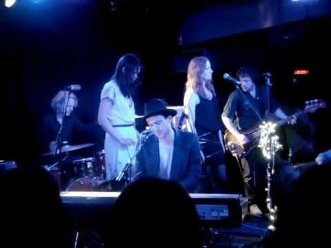 The Veils - Begin Again, at Dingwalls, Camden, London, Apr 09