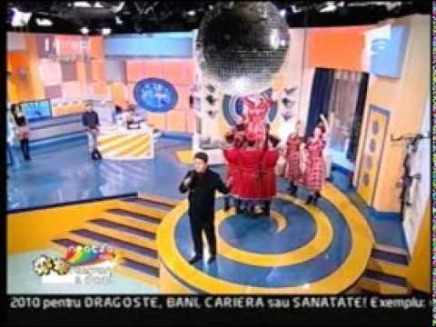 Ansamblul Profesionist Doina Oltului condus de Costinel Alecsandrescu la Antena 1   Razvan si Dani   kazacioc si kalincaia