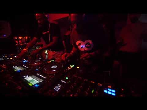 Spen B2B Karizma - Pioneer CDJ Skills, Live @ Defected Croatia