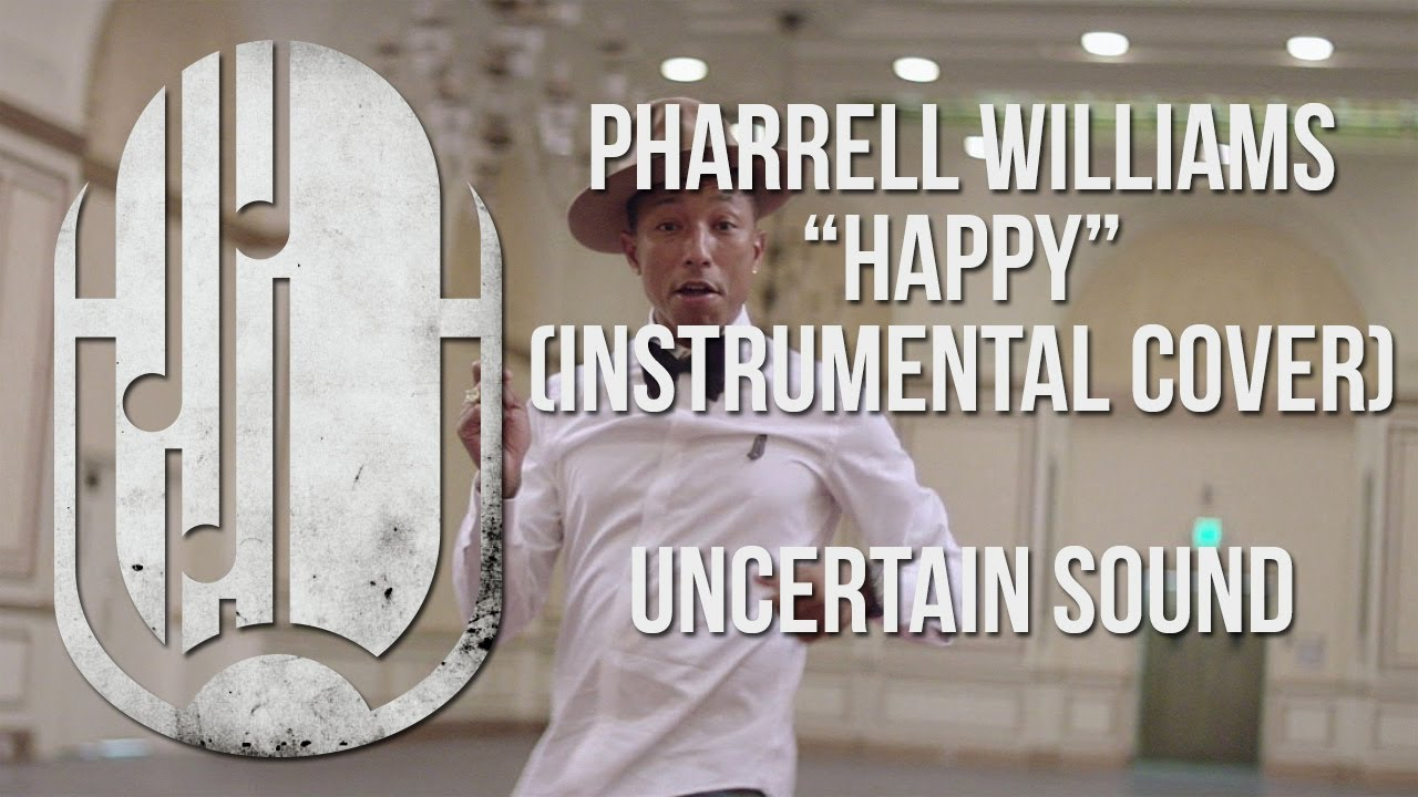 pharrell williams happy rock cover instrumental