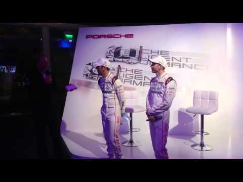Timo Bernhard interview Porsche 919