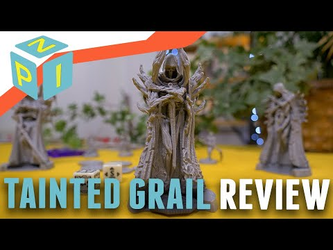 """Tainted Grail Review - An """"Epic"""" Disappointment"""