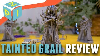 Tainted Grail Review - An 'Epic' Disappointment