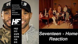 SEVENTEEN세븐틴 -Home Reaction Higher Faculty