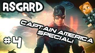 Asgard Captain America Special W/ Nova Part 4