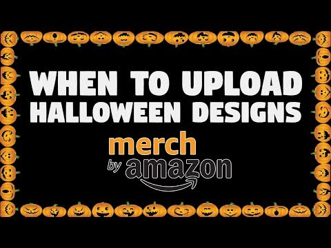 Halloween Merch By Amazon Cutoff Date  👻 Q4 Strategy Guide