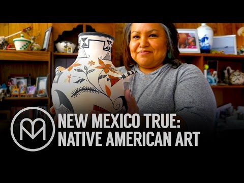 New Mexico True: Native American Art