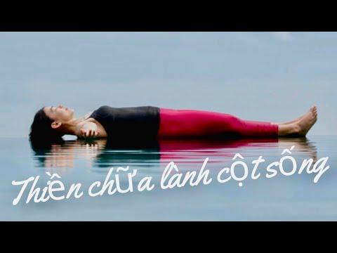 Thiền Chữa Lành Cột Sống/Meditation heals the spine/ Phạm Hằng Yoga trị liệu