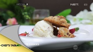 Date Cookies - Chef's Table