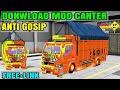 DONWLOAD MOD TRUCK CANTER ANTI GOSIP~FREE+LINK~SUPER KEREN~BUSSID V2.9.2