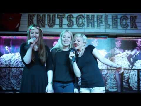 funny Clip from best Karaoke Bar in Berlin