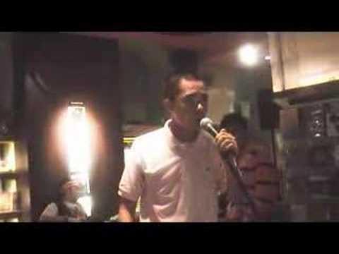 Rauzan Rahman - Kasih Mengapa Live @ Earshot Cafe