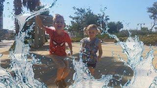 Фонтан челенж \ Fountain Water Challenge