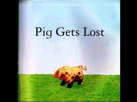 PIG GETS LOST | THE FARMYARD TALES