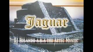 Dj Rolando A.K.A the Aztec mystic - Jaguar
