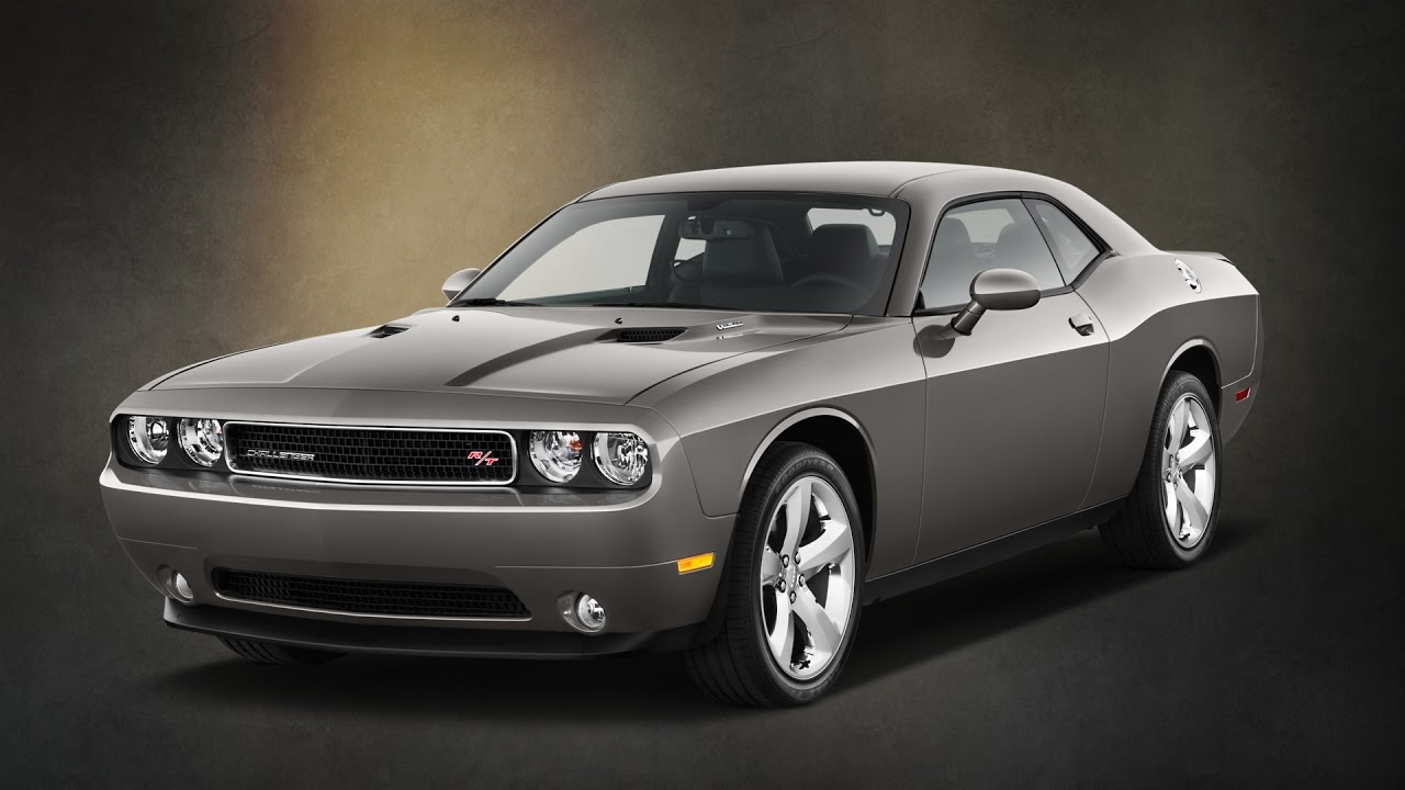 A NEW DODGE CHALLENGER - YouTube