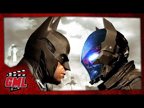Batman Arkham Knight - Film complet Français