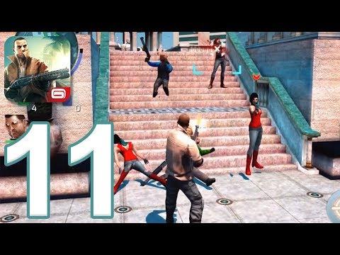 Gangstar Vegas - Gameplay Walkthrough Part 11 - Chapter 2 (iOS, Android)