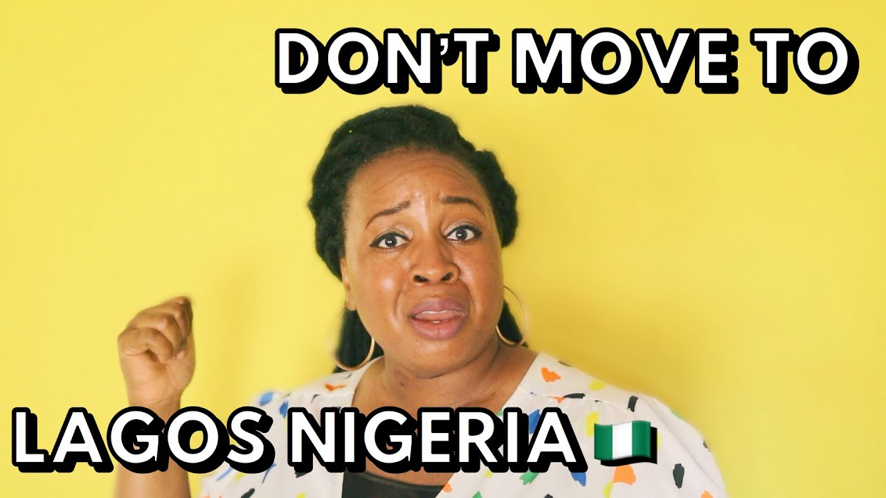 Download DON'T MOVE TO LAGOS NIGERIA   Move To Other Nigerian Cities   It's Iveoma