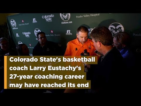 Larry Eustachy resigns from Colorado State, receives $750,000 settlement
