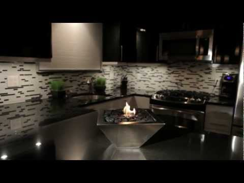 Anywhere Fireplace - Empire Model Ventless Fireplace