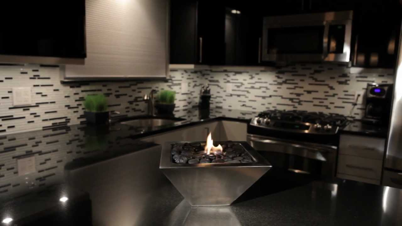 anywhere fireplace empire model ventless fireplace youtube