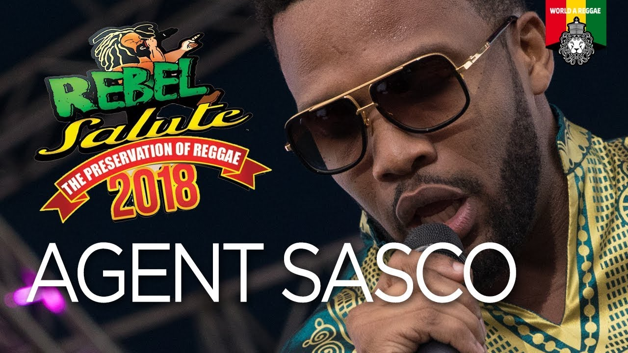Assassin aka Agent Sasco live at Rebel Salute 2018
