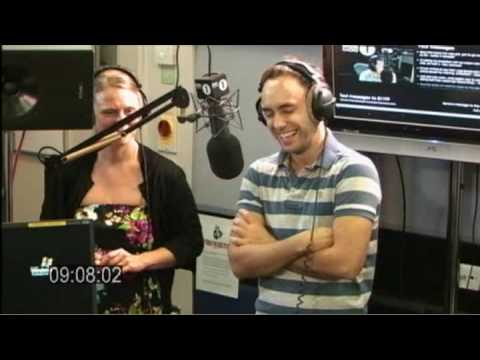 Moyles - Aled on BBC Radio Cymru (Web Streaming Mon 20 Jul 09:03-09:13)