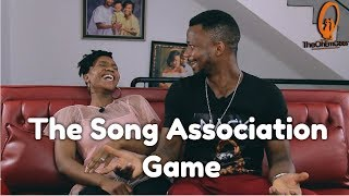 TheOhEmGees  Episode 40 - The Song Association Game