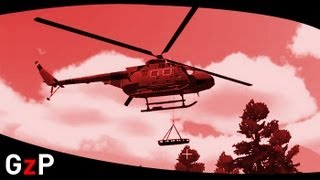 Recovery Search and Rescue Simulation game trailer - PC Mac