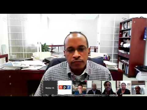 #NPRBlacksInTech Hangout On Air