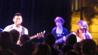 AJ Rafael Band - She Was Mine (ft. Andrew Garcia & Jasmine Rafael) - Mabuhay Festival 11-13-10