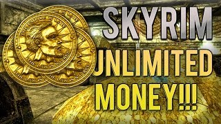 Skyrim: infinite gold / money glitch! How to get gold fast and easy in 2 mins!