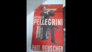 ACHILLE PELLEGRINI -  La Chanson d