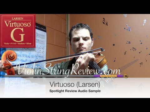 Virtuoso - Larsen Spotlight Review Audio Sample