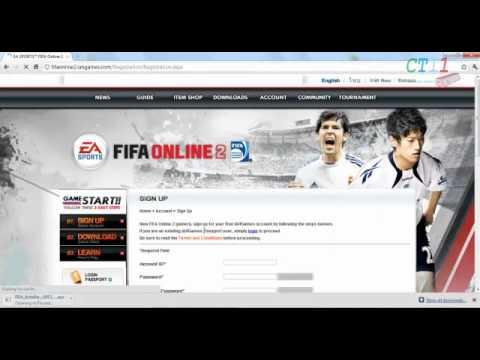 fifa online 2 download