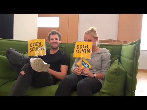 Interview mit Luke Mockridge - 'Ich hab noch nie'