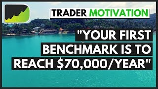 """You Don't Need To Be A Genius To Make A Living Trading"" 