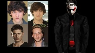 Comparing The Voices - Robin (Jason Todd)