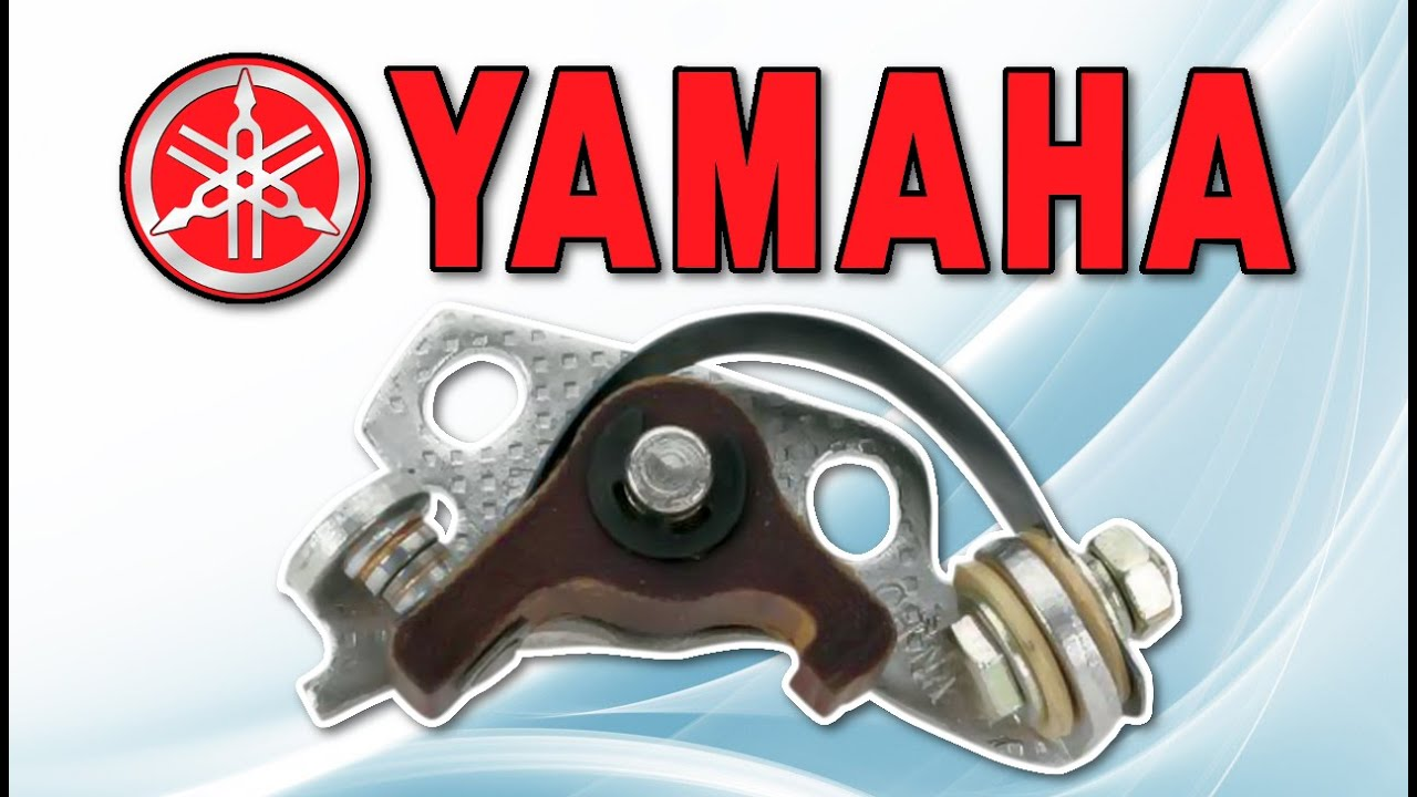 How To Set The Timing On A Yamaha Xs400 Motorcycle Youtube 1981 400 Xs Wiring Images