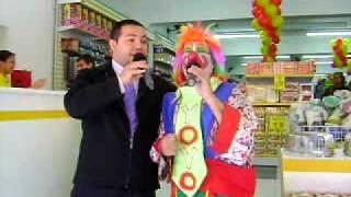 Baixar Renato Cleber Locutor do Grupo Mega e Palhaço Yoyo (Silvio Santos e Yoyo)