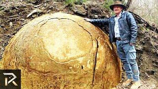 15 Strange Things Found Buried Under Their Backyard