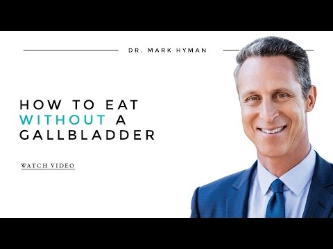 How to Eat Without A Gallbladder