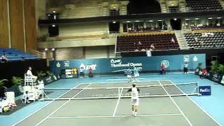 PTT Thailand Open 2011_ J. ERLICH / A. RAM  vs  J. BRUNSTROM / J. NIEMINEN